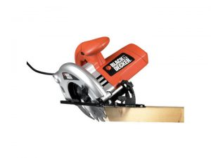 coupe biaise scie circulaire Black & Decker CD601